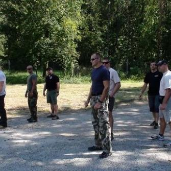 Bodyguard Bootcamp