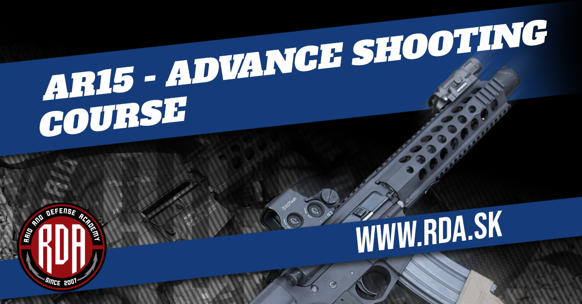 AR15 - ADVANCE SHOOTING COURSE