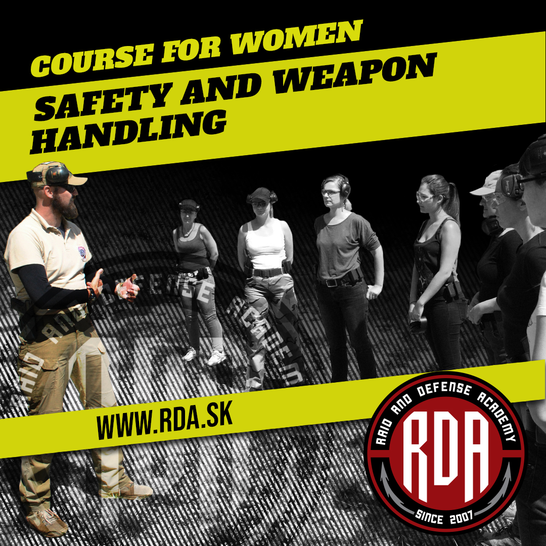 Womens Course - Safety and Weapon Handling