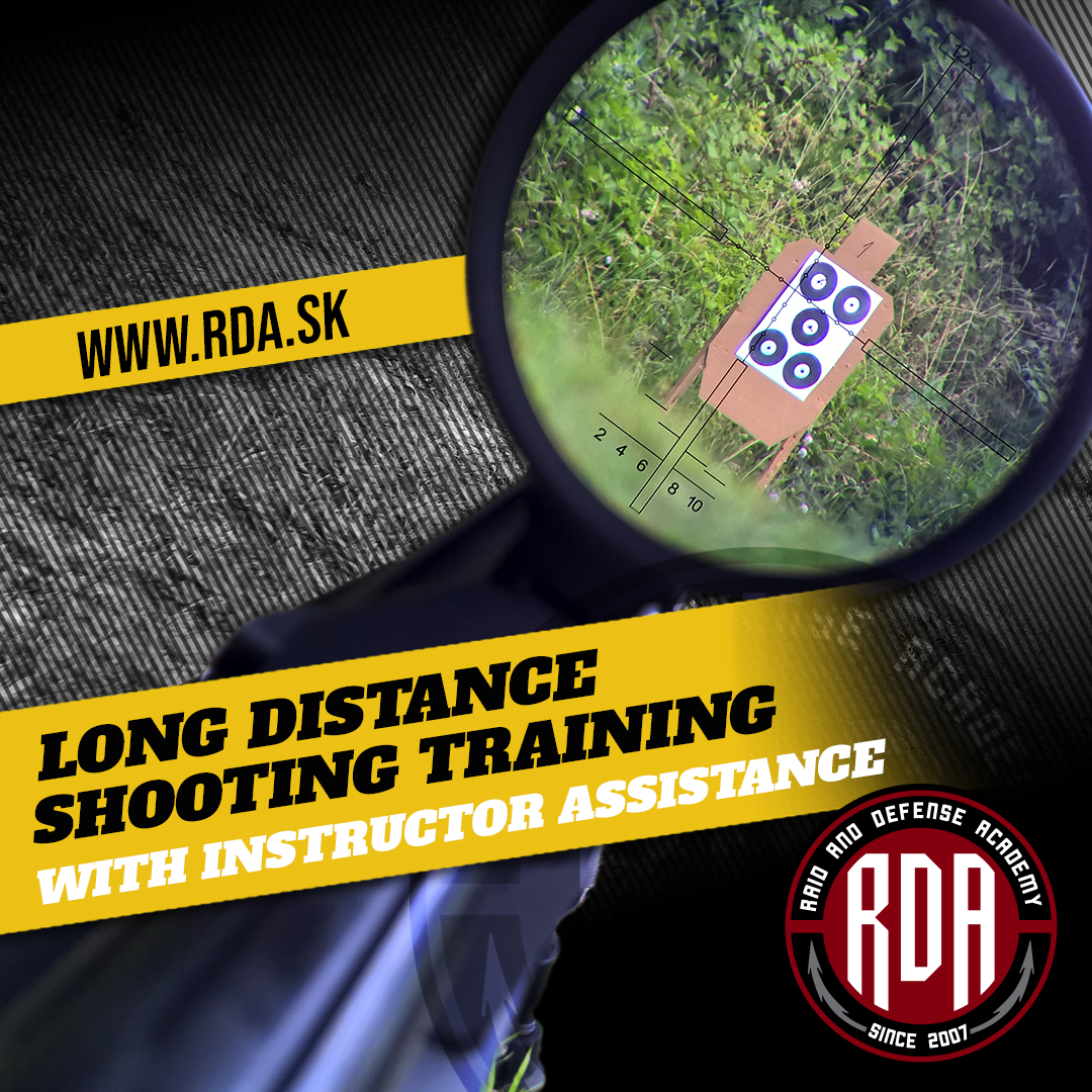 Long distance shooting training with instructor\\\\\\\\\\\\\\\'s assistance