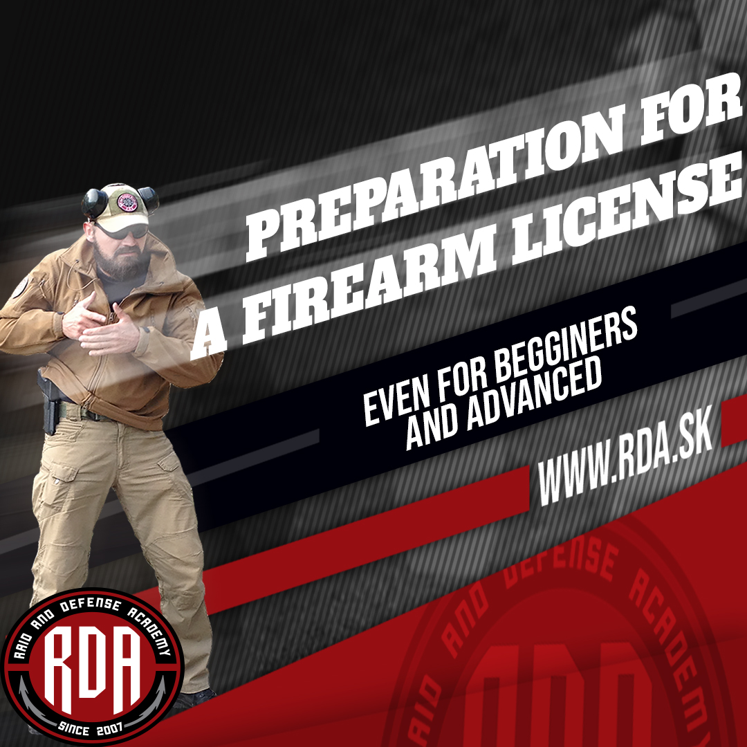Firearm license course