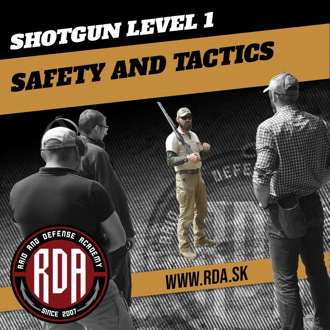 Shotgun Level 1 - Safety and Tactics