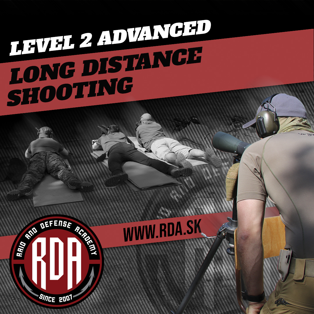 Advance long range precision shooting class