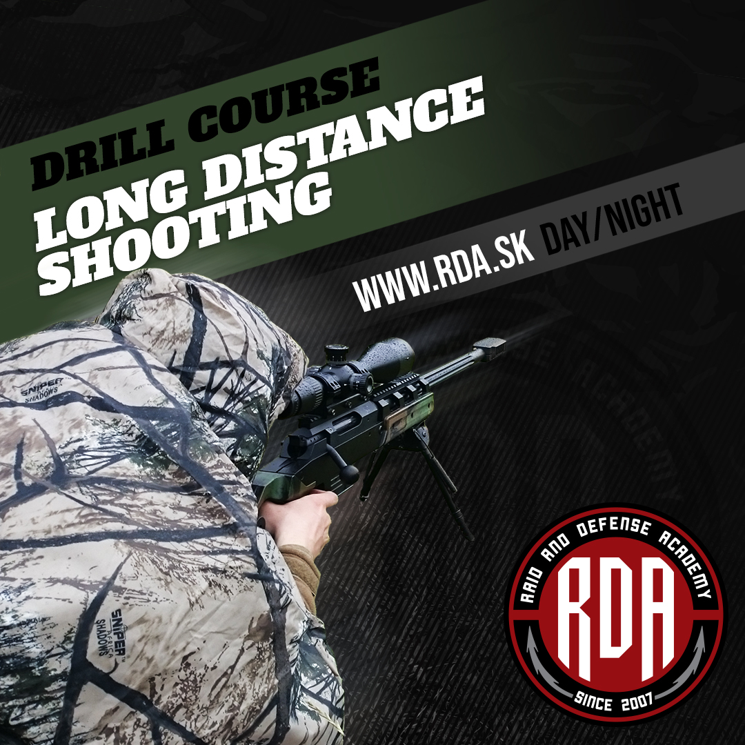 Drills Course - Long Distance Shooting, DAY/NIGHT